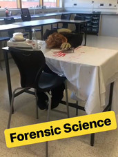 Forsenic Science Autumn Open Day 2018.MO