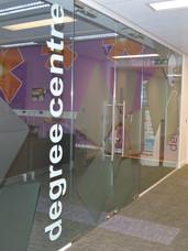 Degree centre