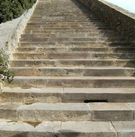 Restauration du Grand Escalier