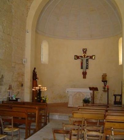 Tranche 2 de l'église de l'Hospitalet