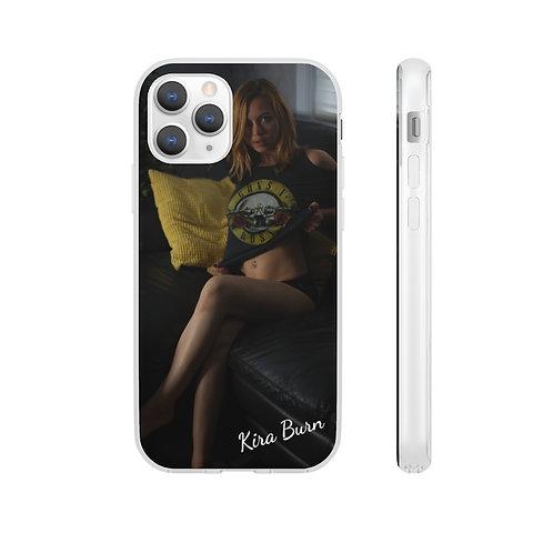 Flexi Cases - Étuit a cellulaire Flexible - Kira Burn