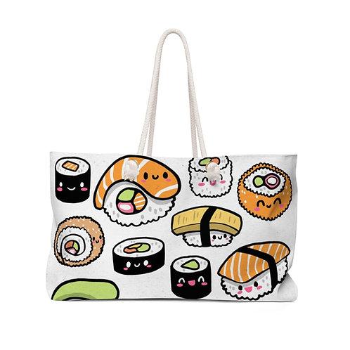 Weekender Bag - SUSHI - Sac de Plage / Saccoche décontracté