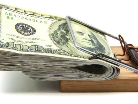 Devenir riche rapidement ; les pieges a éviter