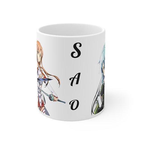Mug - Small 11oz - SAO/GGO