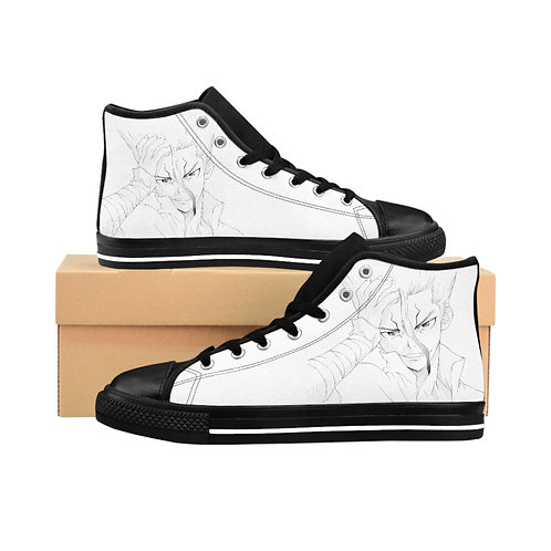 Men's High-top Sneakers - Chaussures pour Homme - Dr. Stone