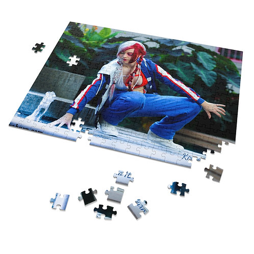 252 Piece Puzzle - Kira Burn - Todoroki Cosplay - Casse tete