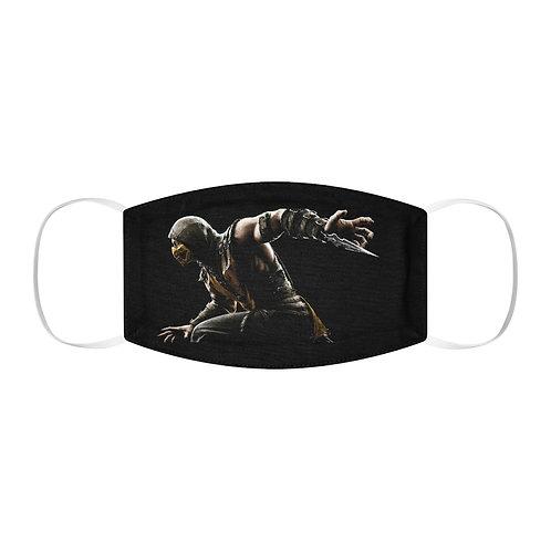 Snug-Fit Polyester Face Mask - Mortal Kombat - Masque
