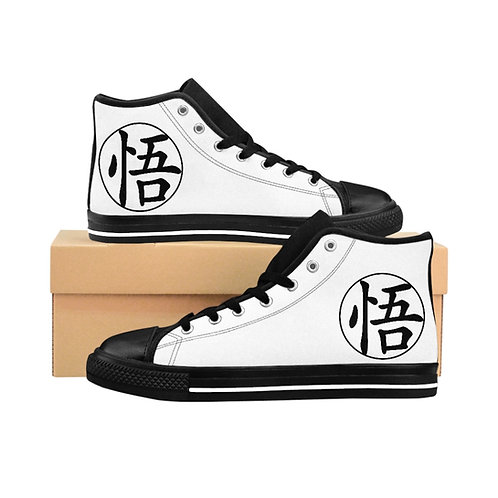 Men's High-top Sneakers - Dragon Balls - Chaussures pour Hommes