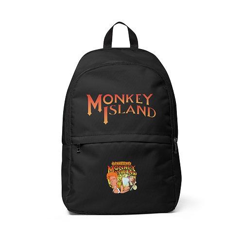 Unisex - Backpack - Monkey Island - Sac a dos