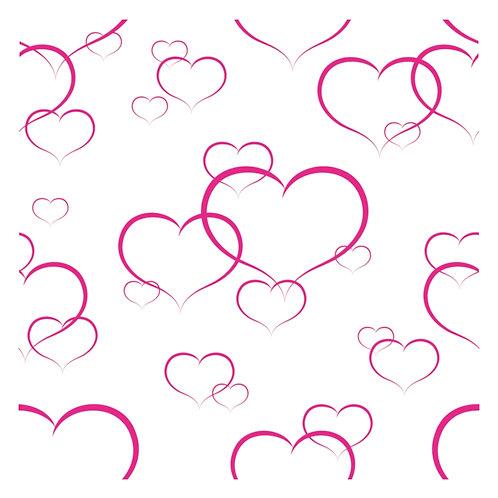 Microfiber Duvet Cover - Heart - Coeur - Couverture