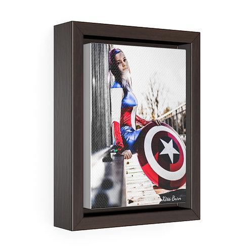 Captain America Canvas - Toile Décorative Capitaine america - Cosplay