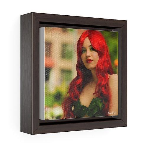 Poison Ivy Canvas Square - Toile Décorative carré Poison Ivy