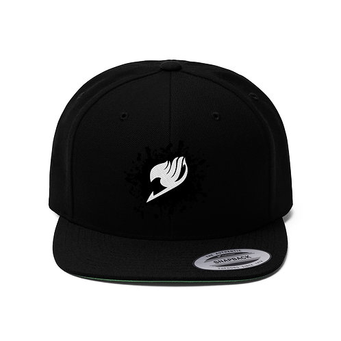 Unisex Flat Bill Hat - Fairytail - Casquette
