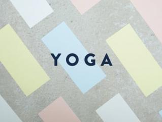 Yoga à Rue Piétonne