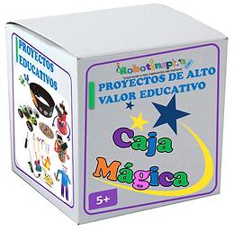 Caja Mágica - Actividades Niñ@s