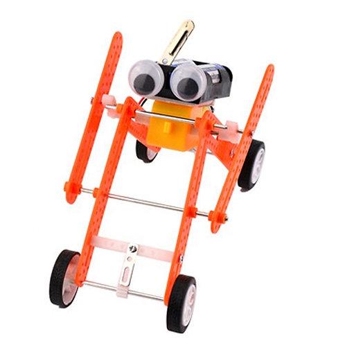 Robot Gusano Bionico