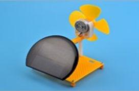 Copia de Kit Ventilador Solar 2