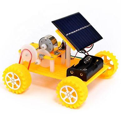 Kit Robot Dual Solar