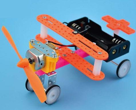 Modelo de Avión de una Hélice
