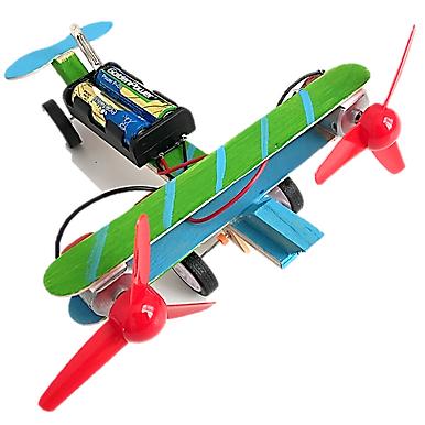 Modelo de Avión Doble Hélice