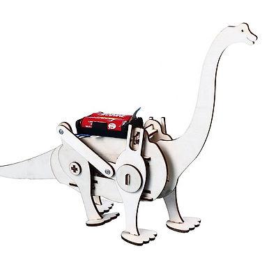 Robot Dinosaurio Cuello Largo Caminante Braquiosaurio