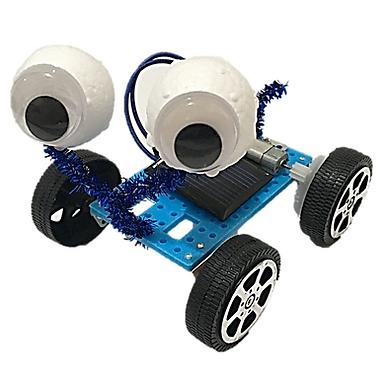Robot Marciano Solar Azul