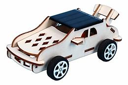 Carro Solar Kit para armar