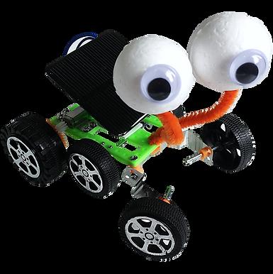 Rover Solar - Robot Mariano