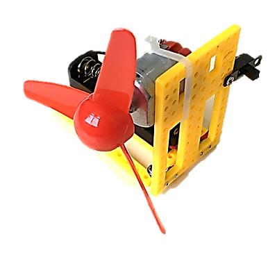 Ventilador Eléctrico Kit para Armar