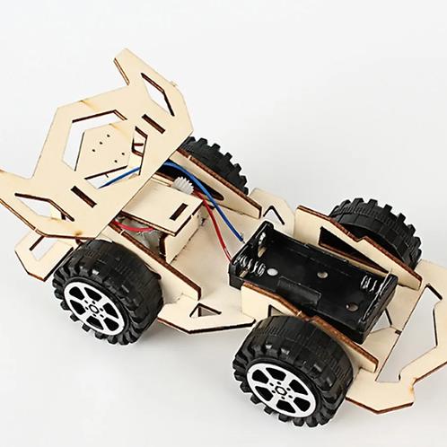 Carro de Carreras Kit para armar