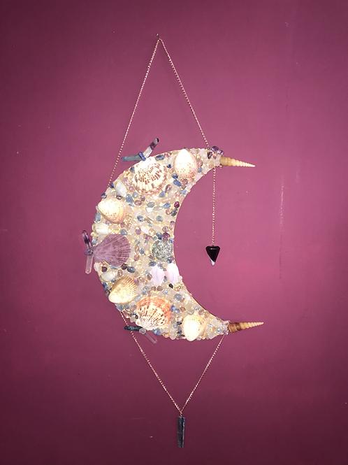 Pêndulo de Cristal Luamar