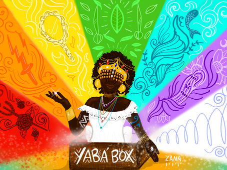Yabá Box: a conexão entre o Sagrado Feminino e a Espiritualidade Ancestral do Brasil
