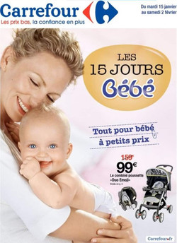 Campagne Carrefour Baby