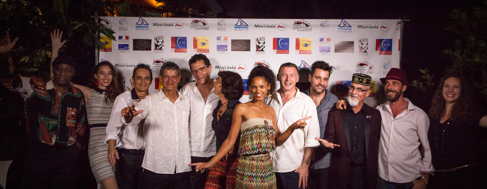 BLUES UP ORCHESTRA PARTY @ l'AMIRAUTE Nouméa by MISSILES