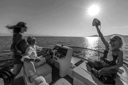 Shooting Yacht Istanbul