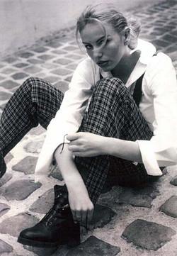 Cissia Schippers model book