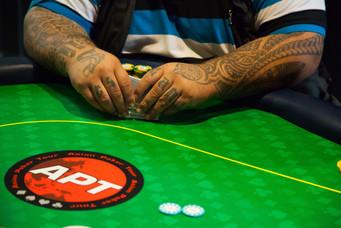 Asian Poker Tour Nouméa ©Cissia Schippers photographe