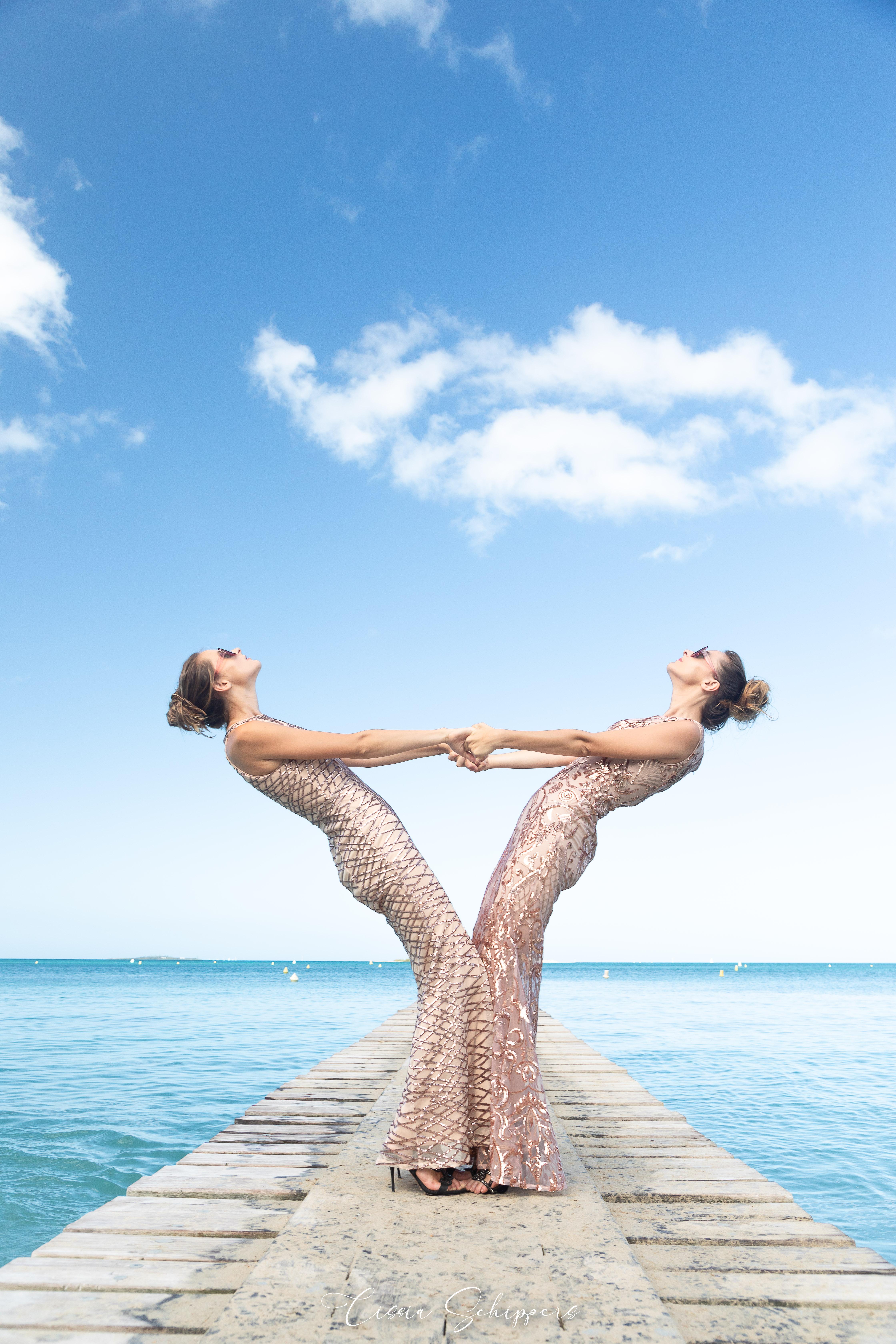 Série Twin Pix ©Cissia Schippers Photographe