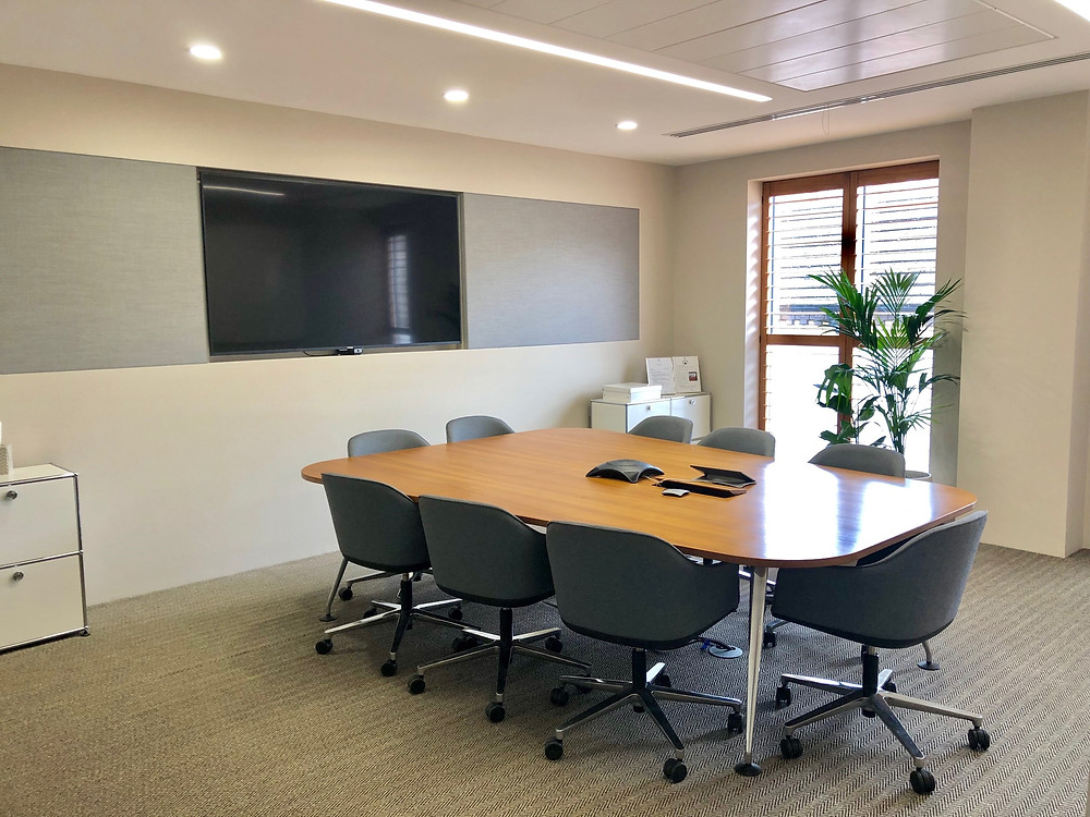 On Demand Meeting Rooms managed with Microsoft and Condeco, Communication Edge
