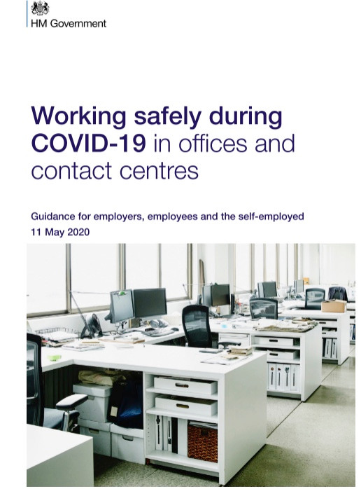 Government Guidelines for a safe workplace, Communication Edge