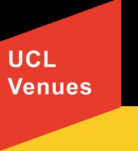 UCL Venues.com, brand logo