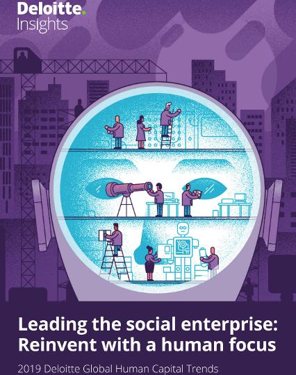 Deloitte's 2019 Global Human Capital Report, Communication edge