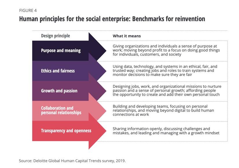 What a social enterprise focuses on, Communication Edge