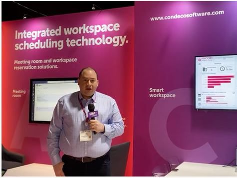 Ricoh Smart Spaces Connected Workplace Demo