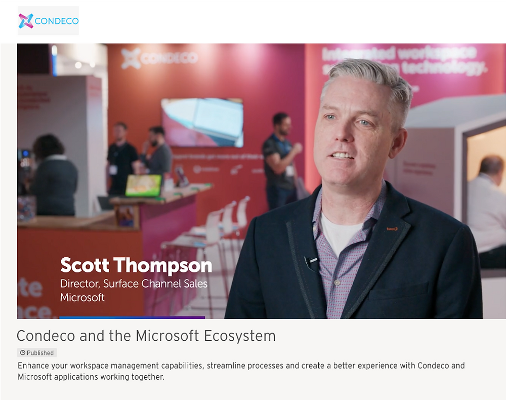 Microsoft Connected workplace , Communication Edge