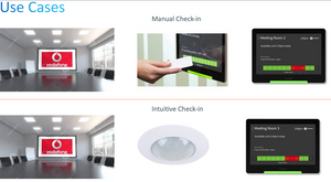 Condeco Sensor Integration Check In and Cancel solution, Communication Edge