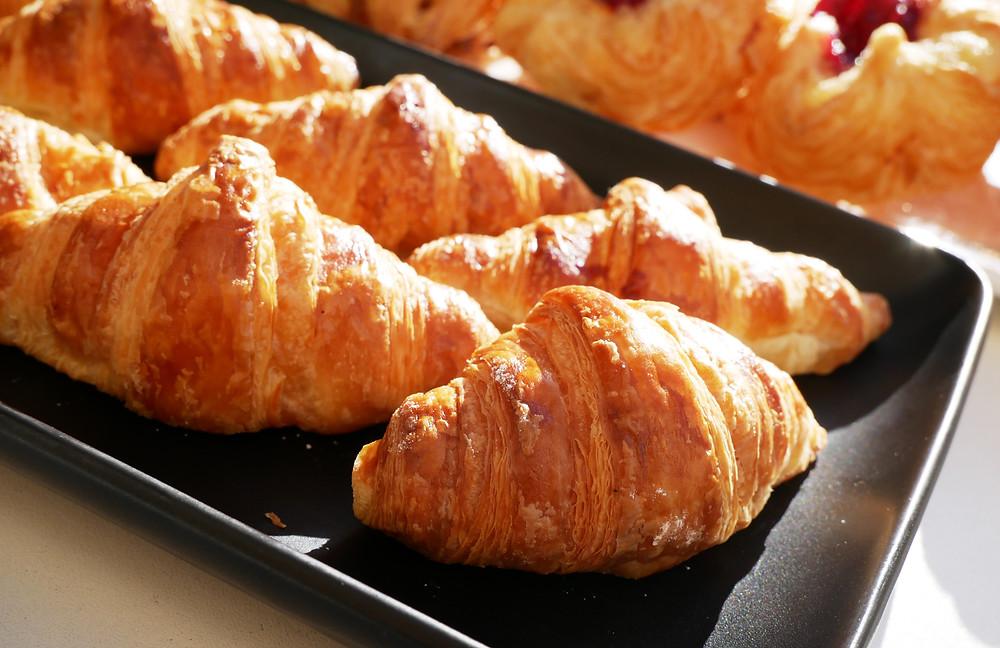 UCL Venues, Fresh Croissants