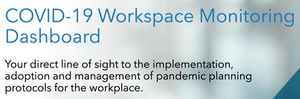 Covid-19 Workplace Management Dashboard,Communication Edge