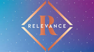 Relevance, if you have got an ecosystem making you relevant watch out! Communication Edge