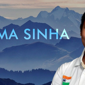 'I made my Disability my Biggest Strength' Arunima Sinha Amputee Mountaineering Champion